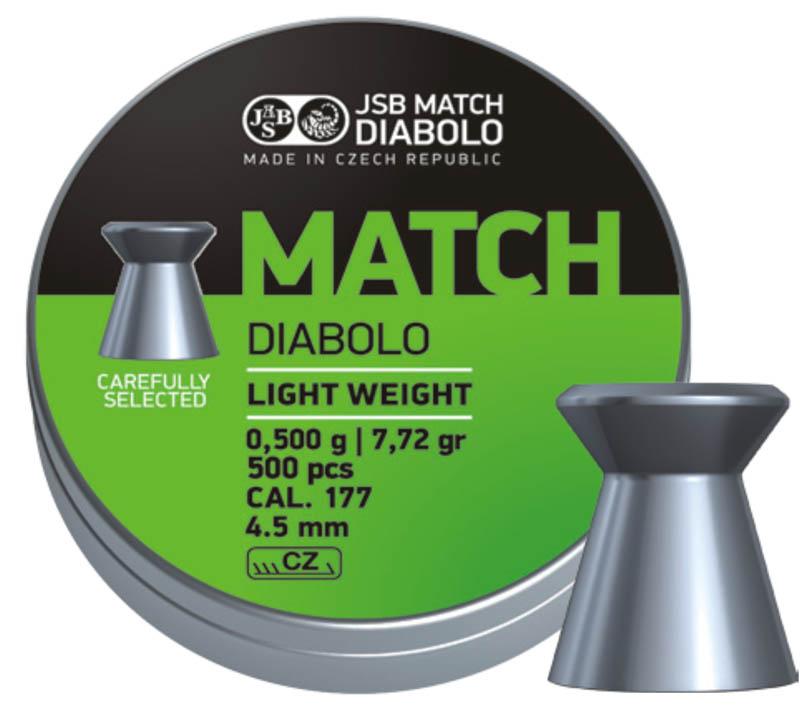 Pellets Jsb Match Diabolo Pellets Ammunition